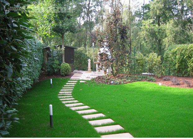 giardino privato per immobili e strutture abitative